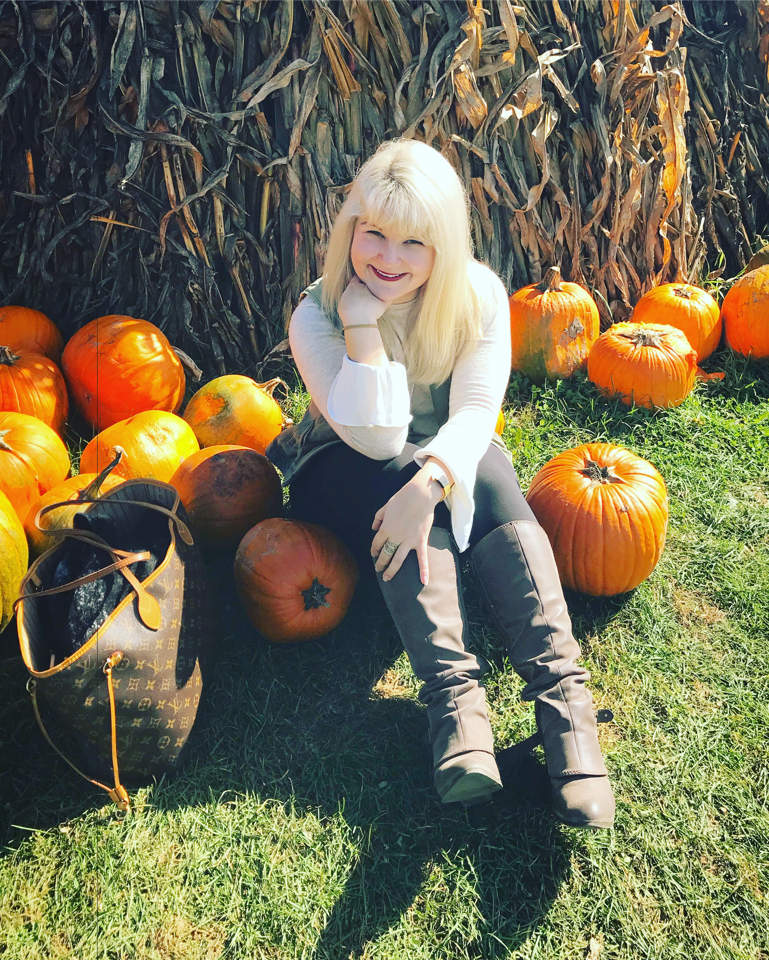 Wanderlusting: Pumpkin Picking