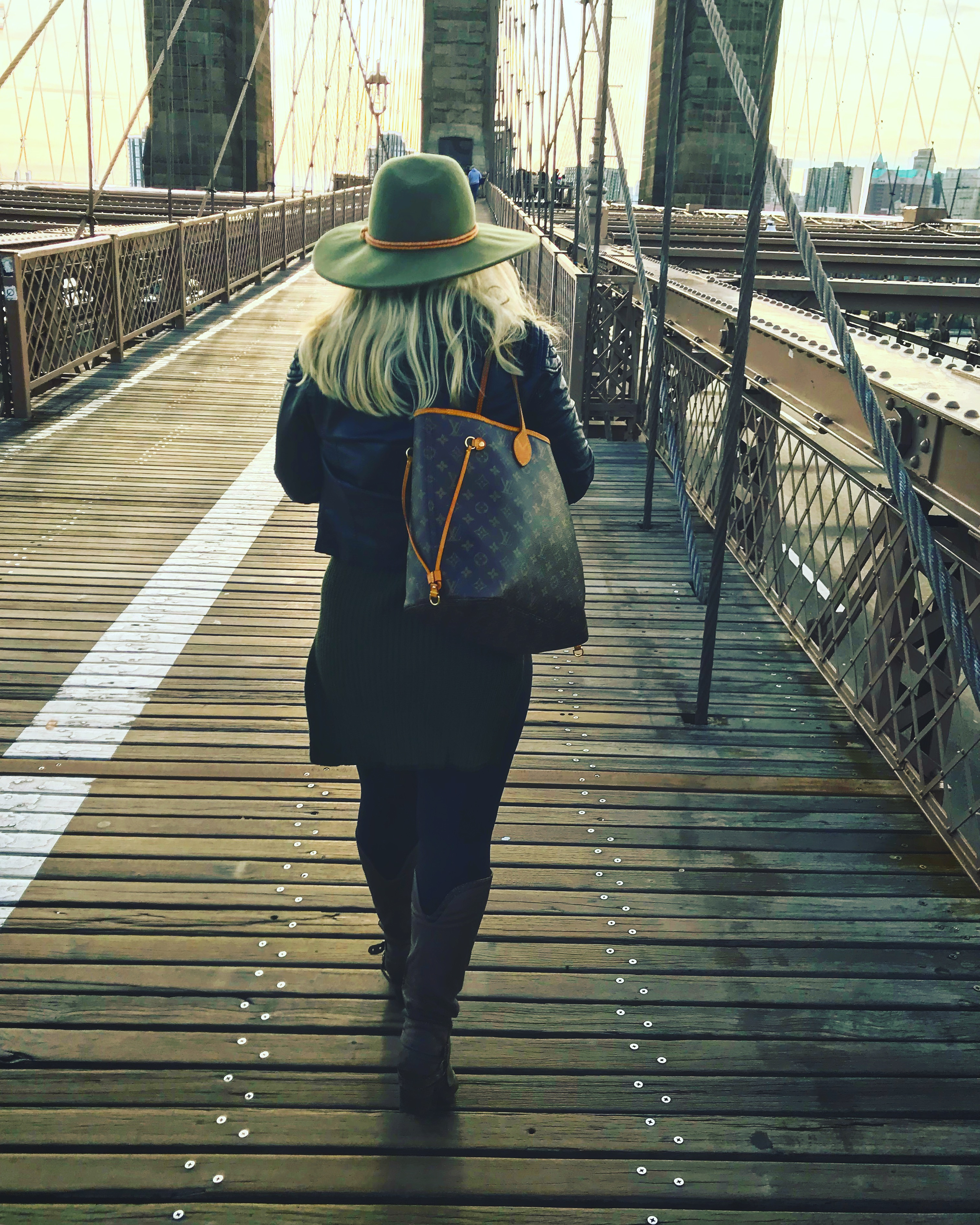 Wanderlusting: Bridging Brooklyn (and Central Park) Part Two