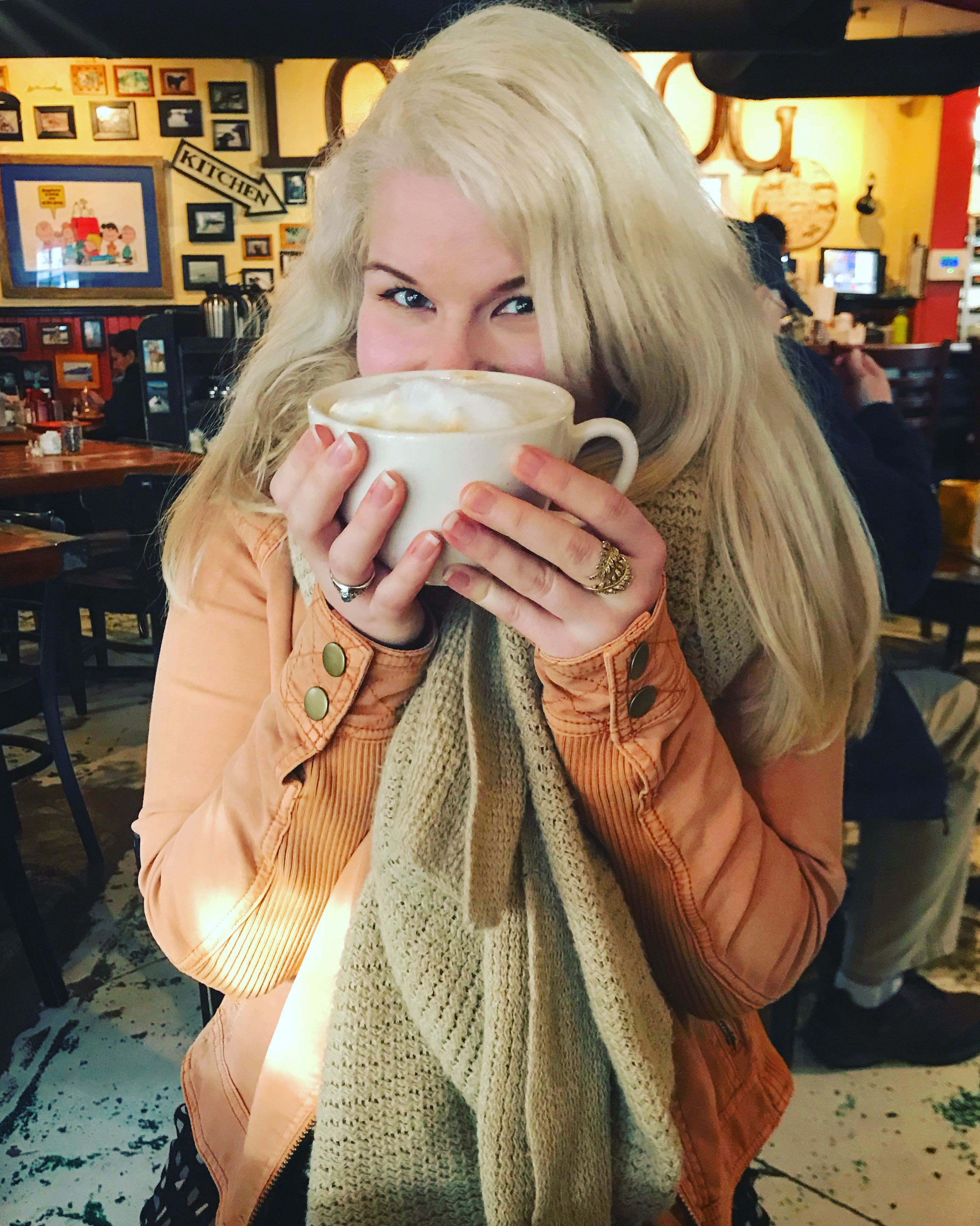 Charleston's Coffee Culture