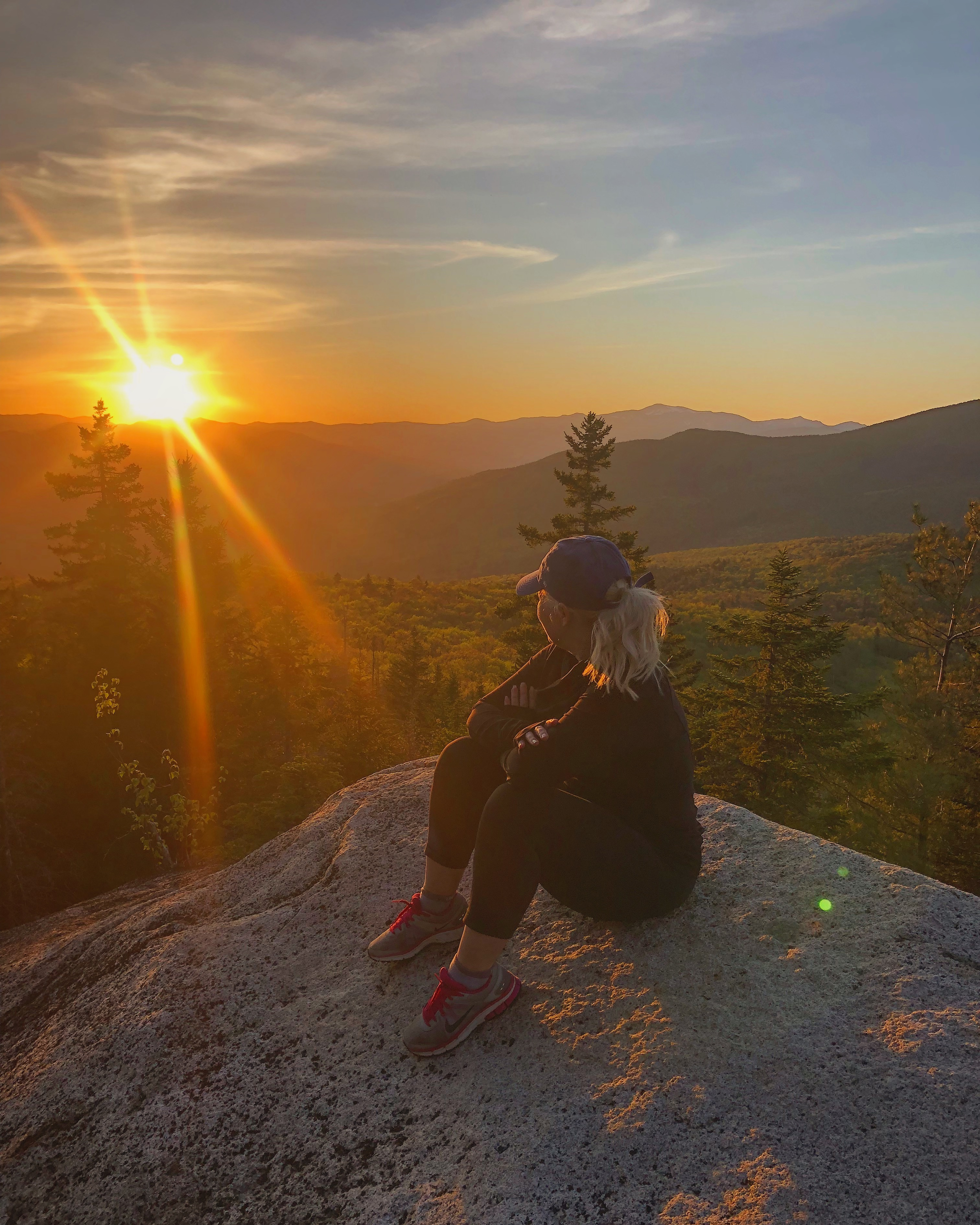Wanderlusting: Sunset Hikes on Black Cap