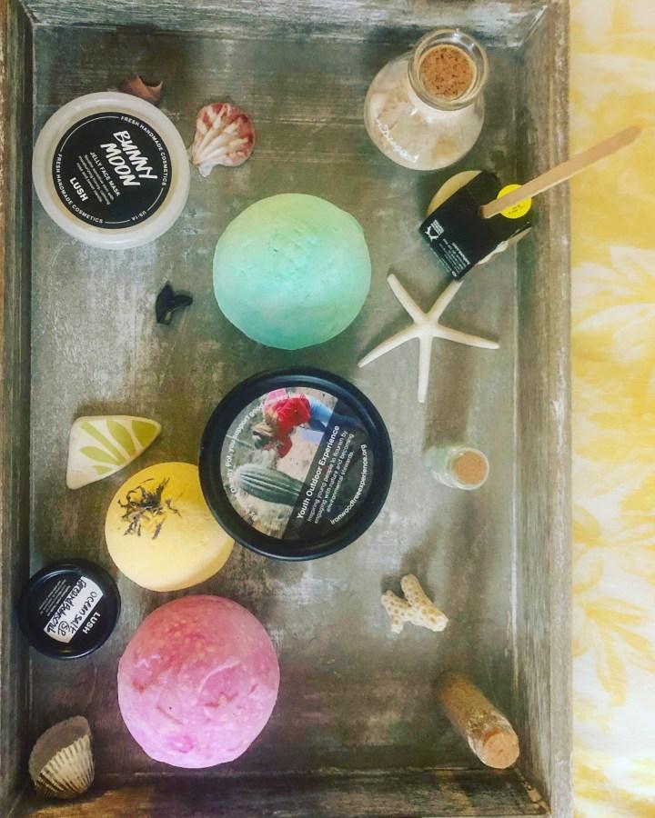 Lush Obsessions: Bath Time