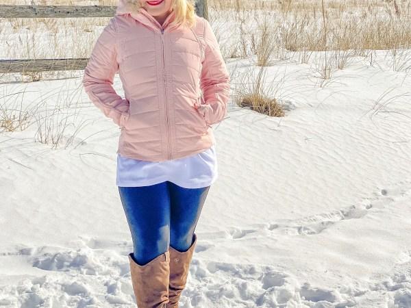 What DO I Wear: Pretty but Fierce Pink Jacket