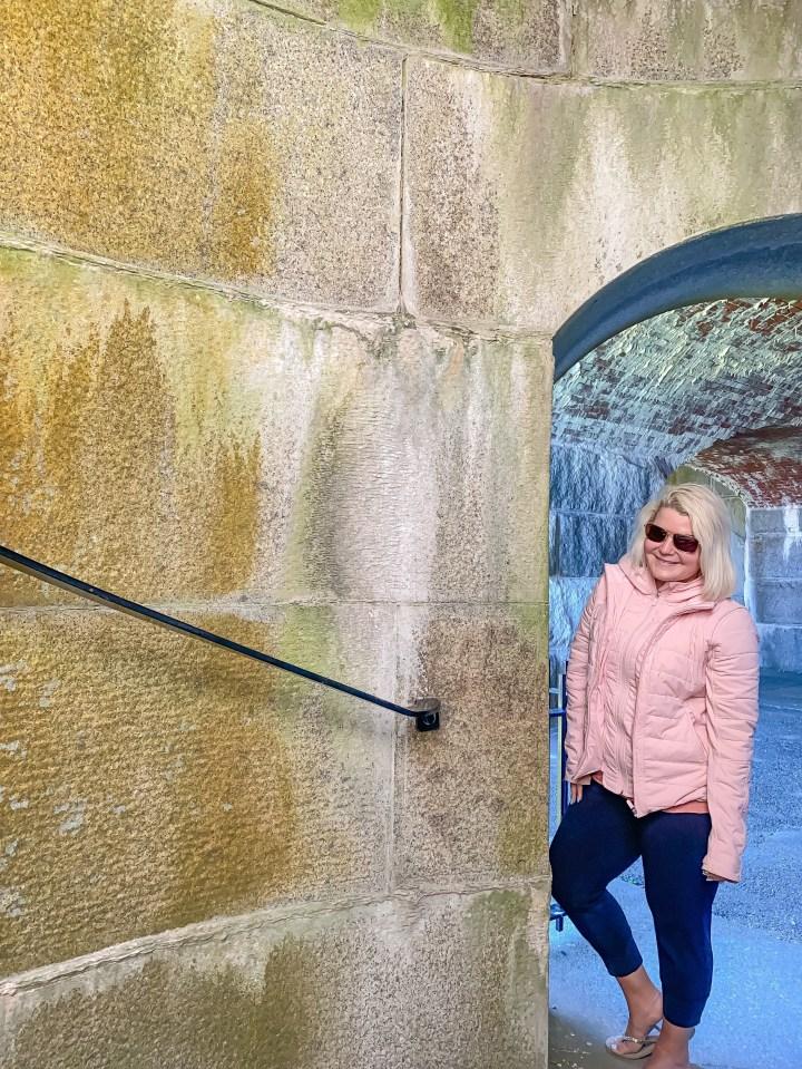 Wanderlusting: Popham Beach and Fort Popham