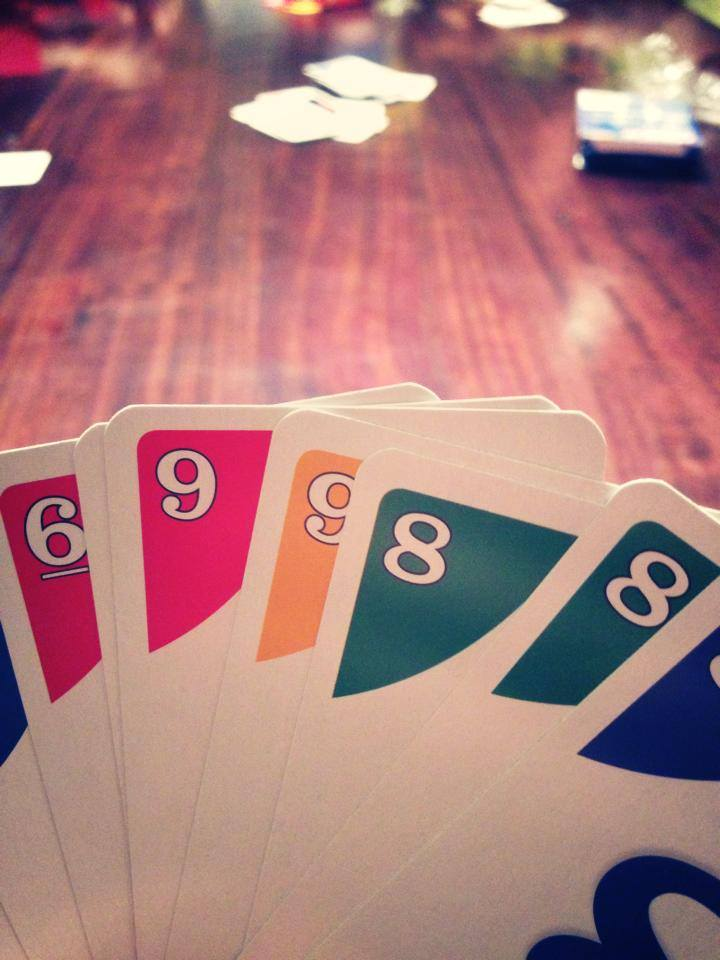 Unless we're playing Phase 10 for real money, this game is not going to be better than a cruise.
