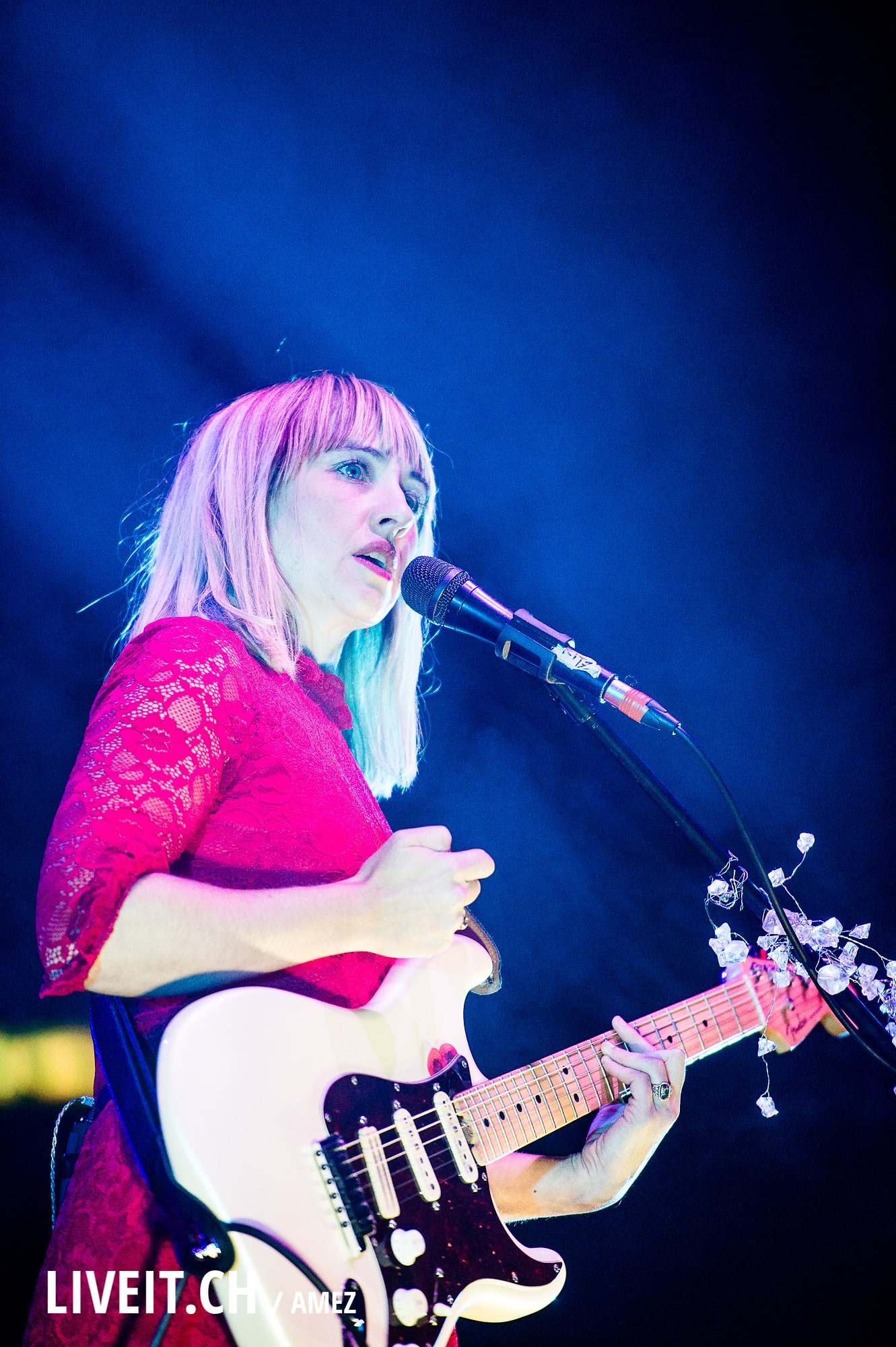 The Joy Formidable Im Hallenstadion Zrich Liveitch