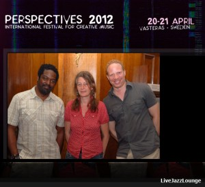 Lotte Anker, Craig Taborn, Gerald Cleaver – Perspectives, April 2012
