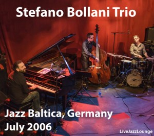 Stefano Bollani Trio – Jazz Baltica Festival, Germany, July 2006