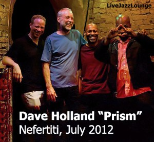 "Dave Holland ""Prism"" – Nefertiti, Gothenburg, July 2012"