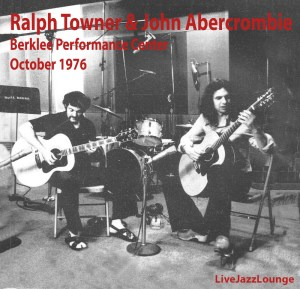 Ralph Towner | John Abercrombie – Berklee Performance Center, October 1976