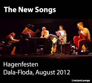 The New Songs – Hagenfesten, August 2012