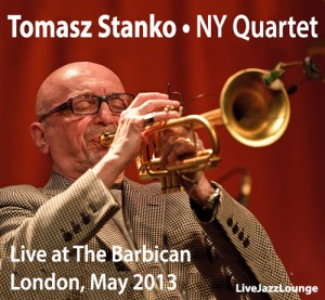 Tomasz Stanko New York Quartet – The Barbican, London, May 2013