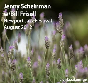 Jenny Scheinman – Newport Jazz Festival, August 2012