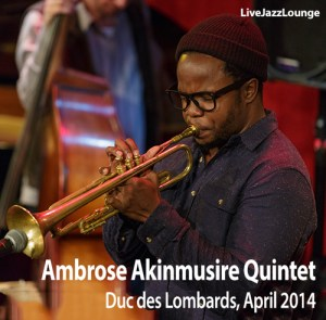 Ambrose Akinmusire Quintet – Duc des Lombards, April 2014