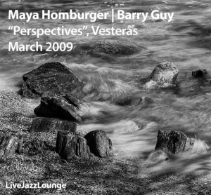 Maya Homburger & Barry Guy – Perspectives Festival, Vesteras, March 2009