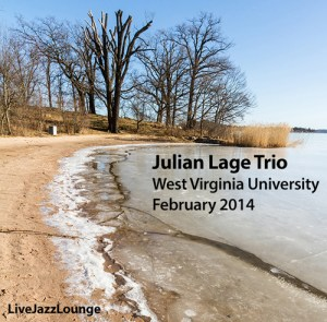 Julian Lage Trio – West Virginia University, Morgantown, February 2014