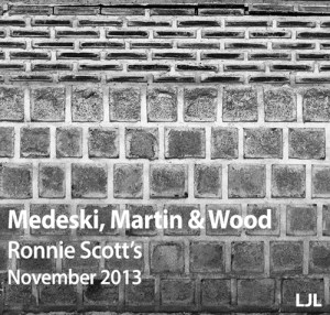 Medeski, Martin & Wood – Ronnie Scott's, London, November 2013