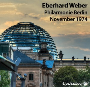 Eberhard Weber – Philarmonie Berlin, November 1974
