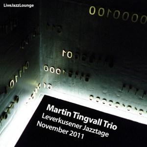 Martin Tingvall Trio – Leverkusener Jazzstage, November 2011