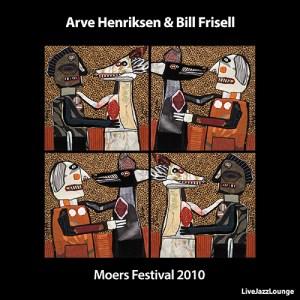 Arve Henriksen w/Bill Frisell – Moers Jazz Festival, May 2010
