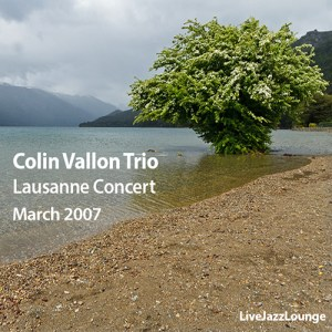 Colin Vallon Trio – Radio Paradiso, Lausanne, March 2007