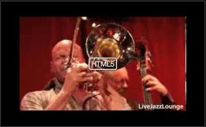 Video: Robin Eubanks, Jazzklubb Fasching, Stockholm, October 2010