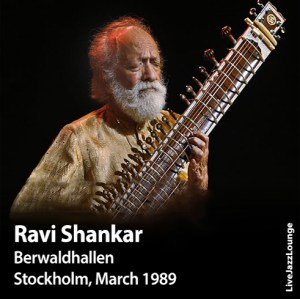 Off-Jazz: Ravi Shankar – Berwaldhallen, Stockholm, March 1989