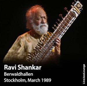 Off-Jazz: Ravi Shankar – Berwaldhallen, Stockholm, March 1989