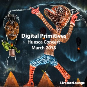"Digital Primitives – ""El Matadero"", Huesca, Spain, March 2013"