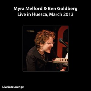 "Myra Melford & Ben Goldberg – ""El Matadero"", Huesca, Spain, March 2013"