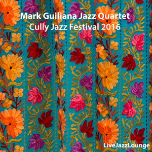 Mark Guiliana Jazz Quartet – Cully Jazz Festival, Switzerland, April 201628