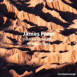 James Farm – Festival Onze Plus, Lausanne, Switzerland, October 2013