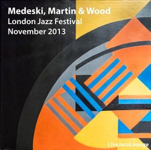 Medeski, Martin & Wood – London Jazz Festival, November 2013