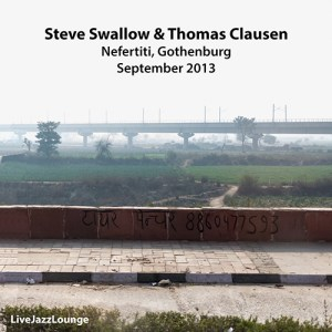 Steve Swallow and Thomas Clausen Duo – Nefertiti, Gothenburg, September 2013