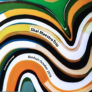 Shai Maestro Trio – Bimhuis, Amsterdam, October 2016
