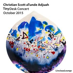 Christian Scott Group – Tiny Desk Concert, October 2015