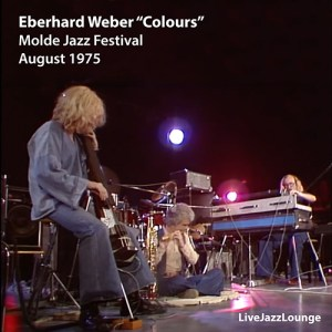 "Eberhard Weber ""Colours"" – Molde Jazz Festival, August 1976"