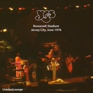 Off-Jazz: YES – Roosevelt Stadium, Jersey City, June 1976