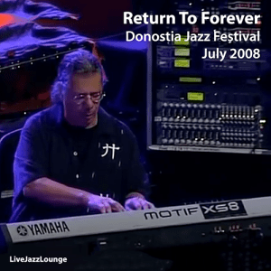Return To Forever – Donostia Jazz Festival, July 2008