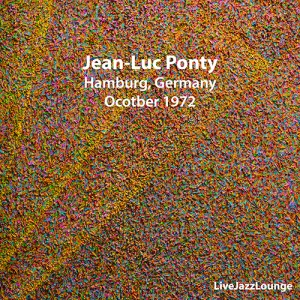 Jean-Luc Ponty – Hamburg, Germany, October 1972