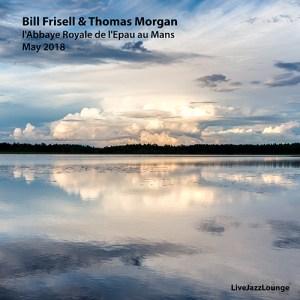 Bill Frisell & Thomas Morgan – l'Abbaye Royale de l'Epau au Mans, May 2018