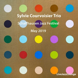 Sylvie Courvoisier Trio – Schaffhausen Jazz Festival, May 2019