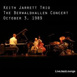 Keith Jarrett Trio – Berwaldhallen, Stockholm, October 1989