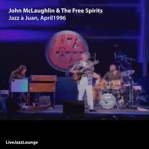 John McLaughlin & The Free Spirits – Jazz à Juan, April 1996