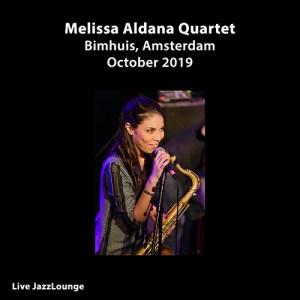 Melissa Aldana Quartet – Bimhuis, Amsterdam, October 2019