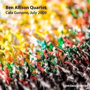 Ben Allison Quartet – Cala Gonone, Italy, July 2009