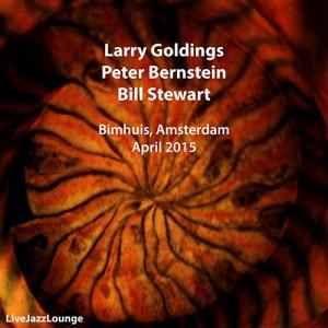 Larry Goldings, Peter Bernstein, Bill Stewart – Bimhuis, Amsterdam, April 2015