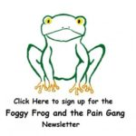 Foggy Frog Mental Strength