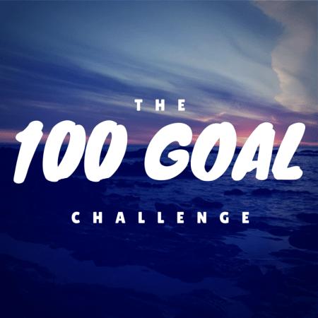 100 Goal Challenge