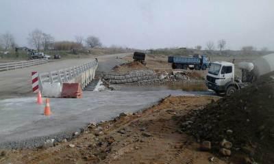 Άμεση η αποκατάσταση του οδικού δικτύου στο 2ο χλμ. Λαγκαδά – Ασσήρου