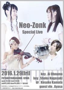 Neo-Zonk Special Live